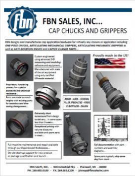 FBN - Cap Chucks and Grippers